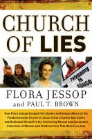 Cover image for Church of lies