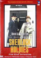 Cover image for The adventures of Sherlock Holmes. Complete collection
