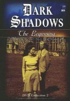 Cover image for Dark shadows. The beginning, Collection 2