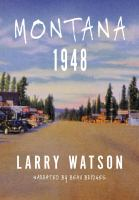 Cover image for Montana 1948