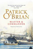 Cover image for Master and commander. bk. 1 [sound recording CD] : Aubrey/Maturin series