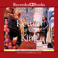 Imagen de portada para The return of the king. bk. 3 The lord of the rings series