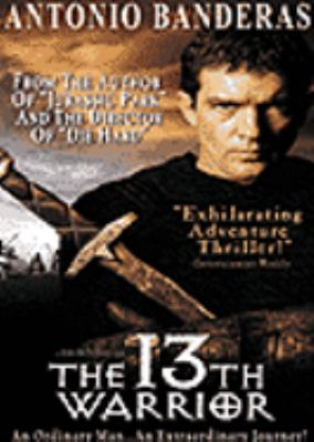 Cover image for The 13th warrior