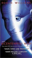 Imagen de portada para Bicentennial man [videorecording DVD]