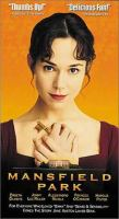 Cover image for Mansfield Park (Frances O'Connor version)