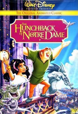 Cover image for The hunchback of Notre Dame (Disney animated version)