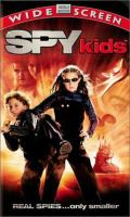 Cover image for Spy kids