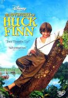 Cover image for The adventures of Huck Finn (Elijah Wood version)