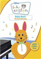 Cover image for Baby Einstein. Baby Bach