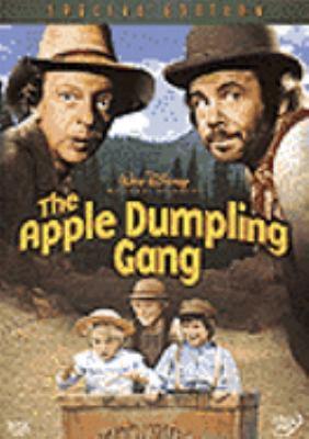 Cover image for The Apple Dumpling Gang