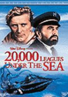 Cover image for 20,000 leagues under the sea (Kirk Douglas version)