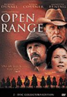 Cover image for Open range