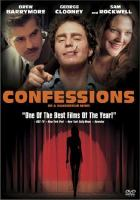 Cover image for Confessions of a dangerous mind [videorecording DVD]