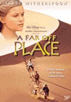 Imagen de portada para A far off place