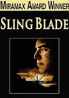 Imagen de portada para Sling blade