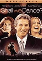 Cover image for Shall we dance? (Richard Gere version)