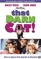 Imagen de portada para That darn cat! [videorecording DVD]