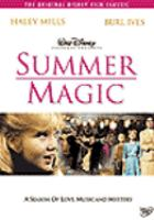 Cover image for Summer magic