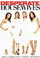 Cover image for Desperate housewives. Season 1, Disc 1