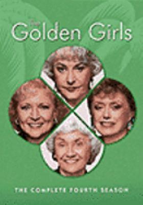 Cover image for Golden girls. Season 4, Complete [videorecording DVD]
