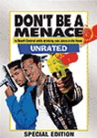 Imagen de portada para Don't be a menace to South Central while drinking your juice in the hood [videorecording DVD]