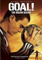 Cover image for Goal! the dream begins