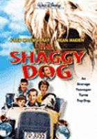 Cover image for The shaggy dog