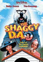 Imagen de portada para The shaggy D.A. [videorecording DVD]