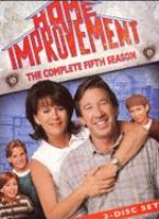 Cover image for Home improvement. Season 5, Complete