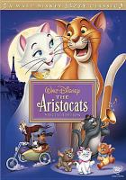 Cover image for The aristocats
