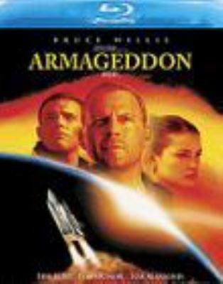 Cover image for Armageddon [videorecording Blu-ray]