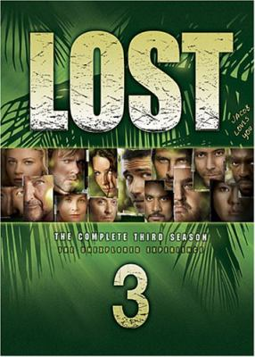 Cover image for Lost. Season 3, Disc 3 the unexplored experience