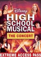 Cover image for High school musical : the concert