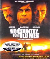 Cover image for No country for old men [videorecording Blu-ray]