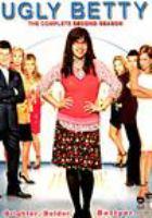 Imagen de portada para Ugly Betty. Season 2, Complete