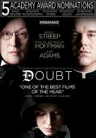 Cover image for Doubt
