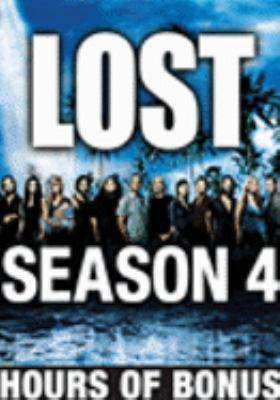 Cover image for Lost. Season 4, Disc 2