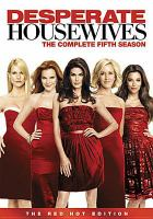 Cover image for Desperate housewives. Season 5, Complete