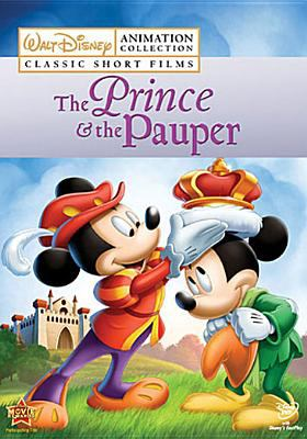 Cover image for The prince & the pauper [videorecording DVD]