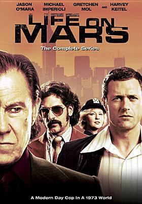 Cover image for Life on Mars. The complete series