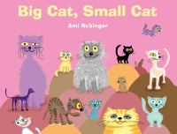 Cover image for Big cat, small cat