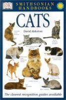 Cover image for Eyewitness handbooks : Cats