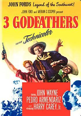 Cover image for 3 godfathers [videorecording DVD]