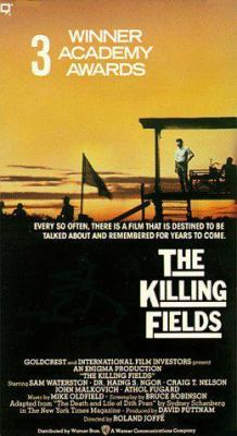 Cover image for The killing fields
