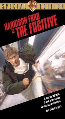 Cover image for The fugitive (Harrison Ford version)