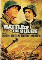 Cover image for Battle of the Bulge