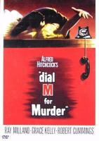 Cover image for Alfred Hitchcock's Dial M for murder