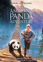 Cover image for The amazing panda adventure