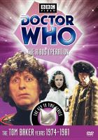 Cover image for Doctor Who [videorecording DVD] : The Ribos operation