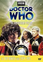 Cover image for Doctor Who [videorecording DVD] : The armageddon factor
